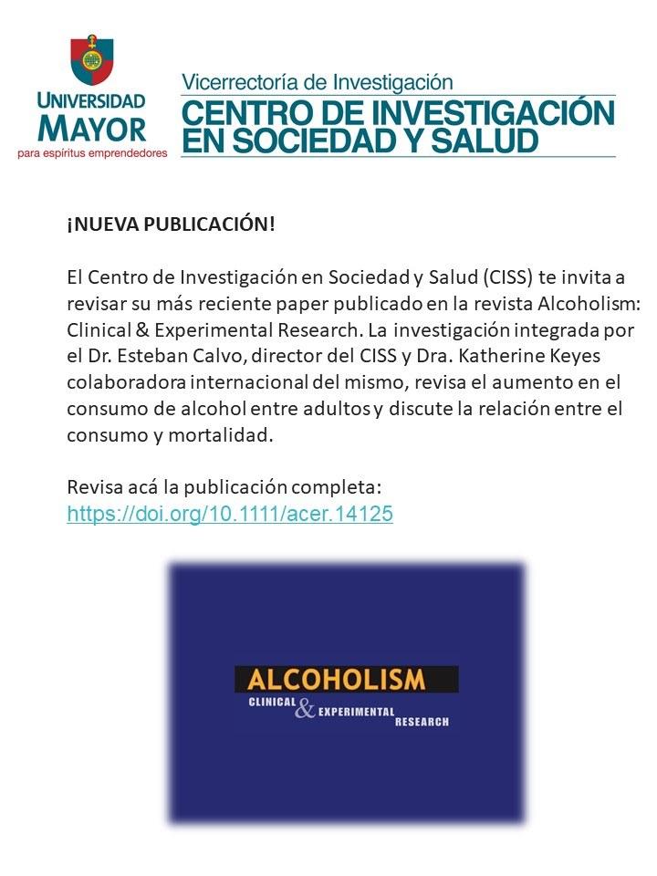 1909 Protocolo Publicación Alcoholism Jpeg