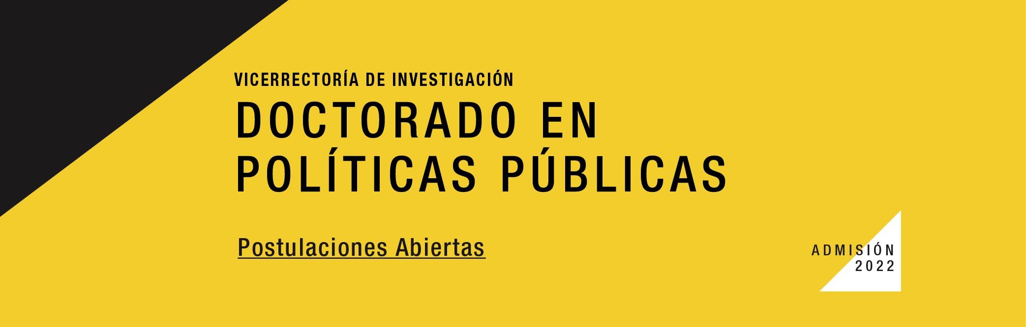 Banner linkedin Doctorado Politicas Publicas